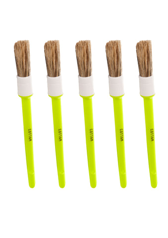 "Pack of 20 x Valet Detailing 3/4"" Brush Set"