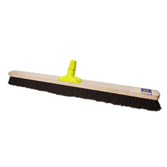 "Pack of 6 x 36"" Coco Broom"