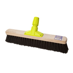 "Pack of 6 x 18"" Coco Broom"