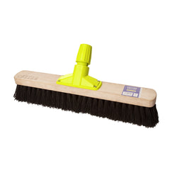 "Pack of 6 x 18"" Bassine Broom"