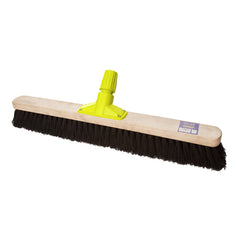 "12"" BASSINE YARD BROOM (6 PACK)"