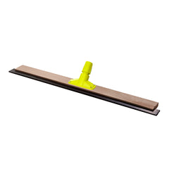 "Pack of 10 x 22"" Metal Floor Squeegee, Foam Blade, Chrome Plated Frame"