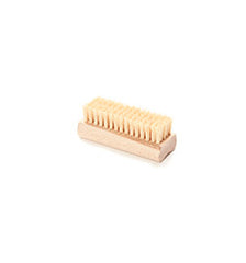 WOODEN NAIL BRUSH (SYNTHETIC) 24 PACK