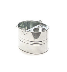 Pack of 6 x 11 Litre Galvanised Mop Bucket