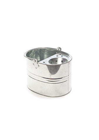 11 LITRE GALVANISED MOP BUCKET (6 PACK)