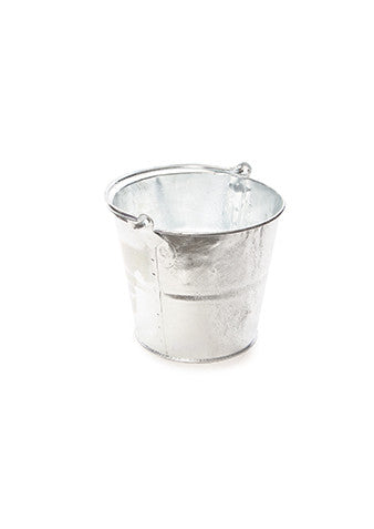 Pack of 12 x Galvanised Metal Bucket 9 Litre/2 Gallon Capacity