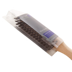 XD STEEL 4 ROW WIRE BRUSH (12 PACK)