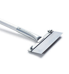 STEEL BLOCK PAVING BRUSH & SCRAPER