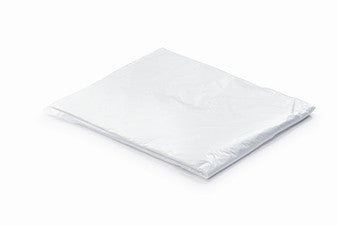 "Pack of 50 x Dust Sheet Poythene (12"" x 12"")"