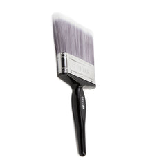 "DISPOSABLE 0.5"" BLACK BRISTLE PAINT BRUSH (12 PACK)"
