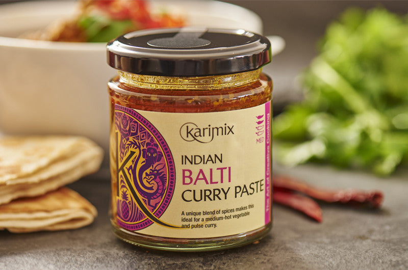 Indian Balti Curry Paste