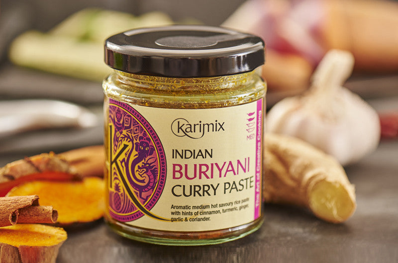 Indian Buriyani Curry Paste