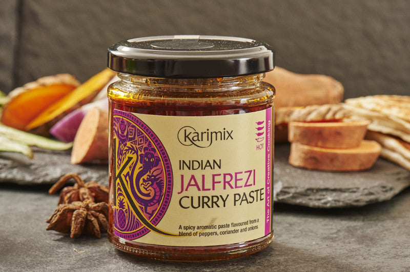 Jalfrezi Curry Paste