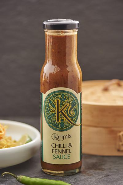 Chilli and Fennel Sauce