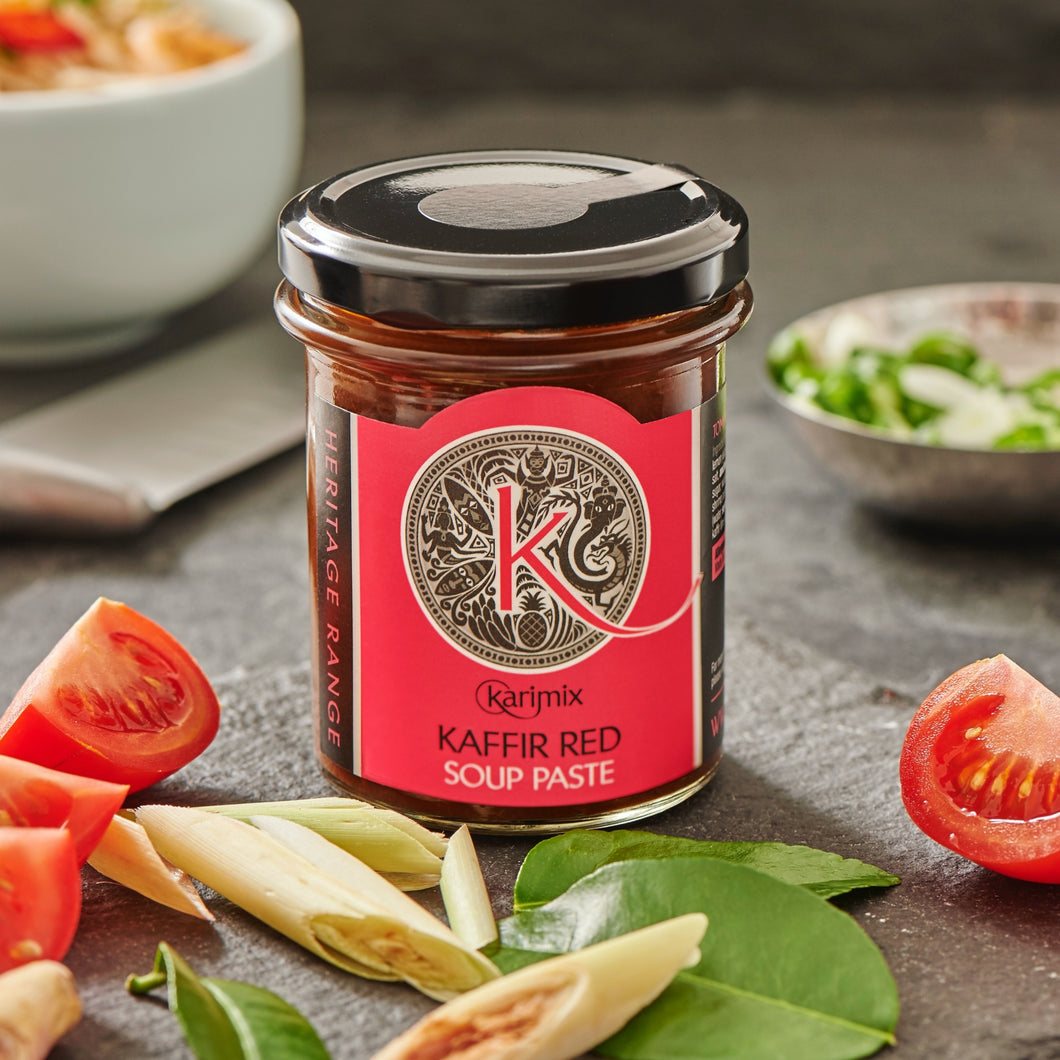 Kaffir Red Soup Paste