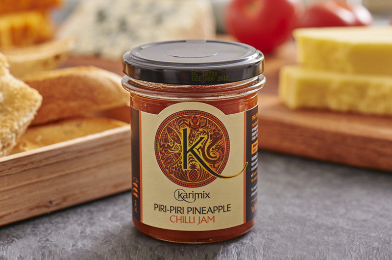 Piri Piri Pineapple Chilli Jam