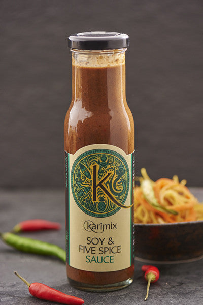 Soy & Five Spice Sauce