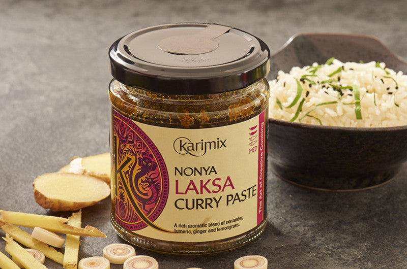 Nonya Laksa Curry Paste