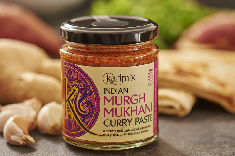 Indian Murgh Mukhani Curry Paste
