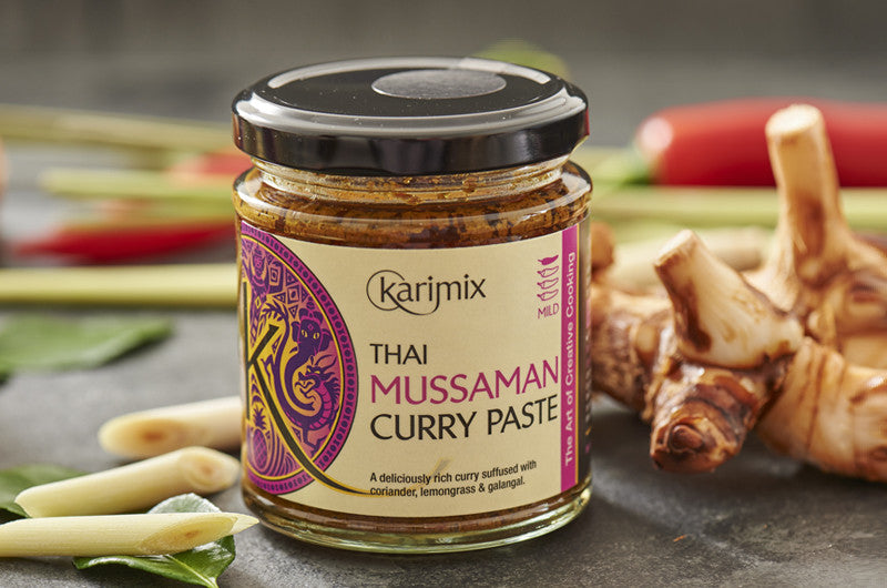 Thai Mussaman Curry Paste