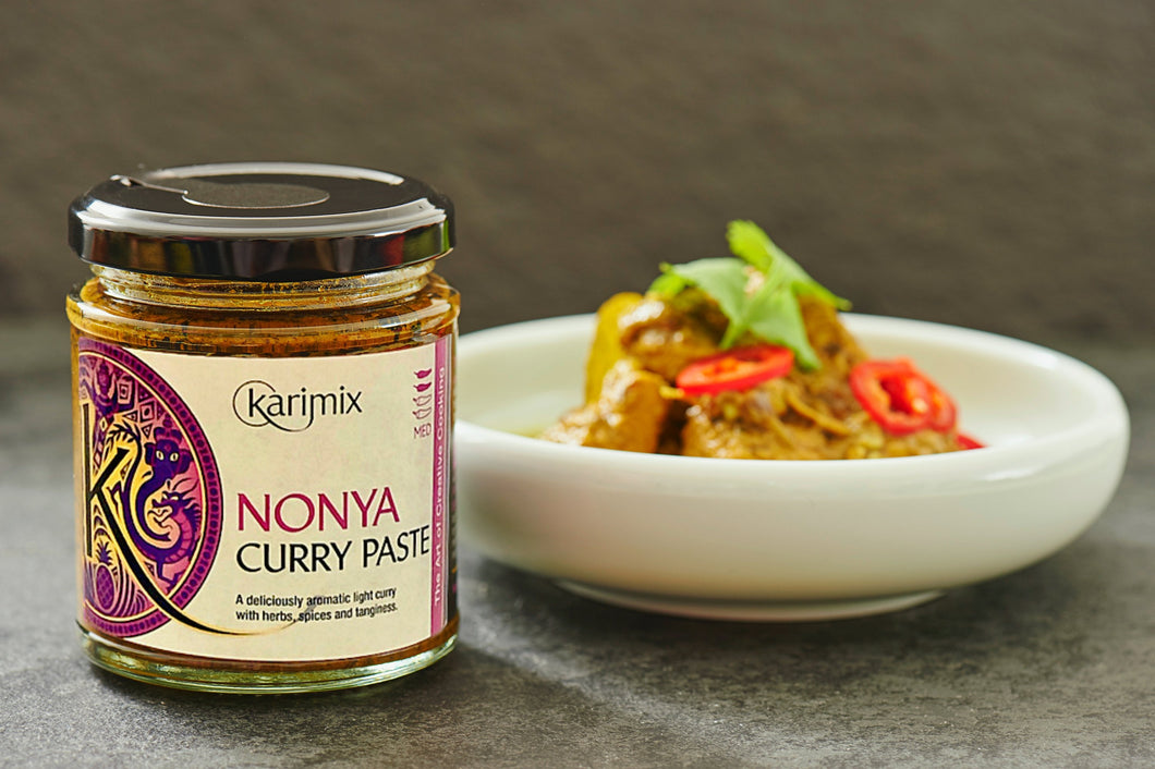 Nonya Curry Paste