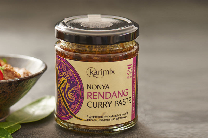 Nonya Rendang Curry Paste