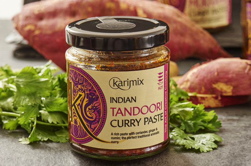 Indian Tandoori Curry Paste