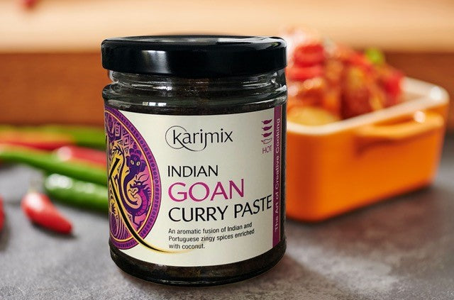 Goan Curry Paste
