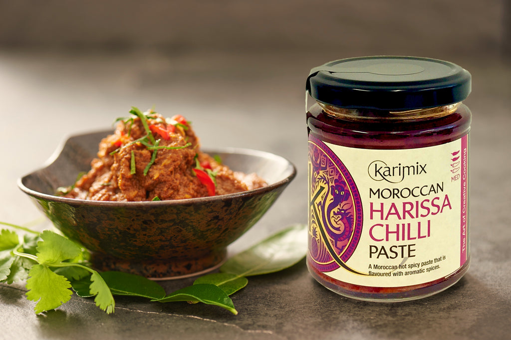 Harissa Chilli Paste