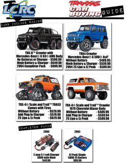 Traxxas TRX4 Buying Guide