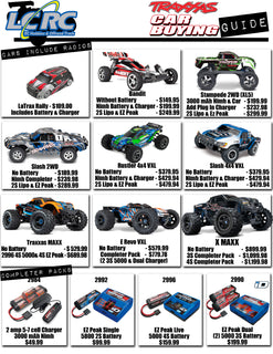Traxxas Car Buying Guide