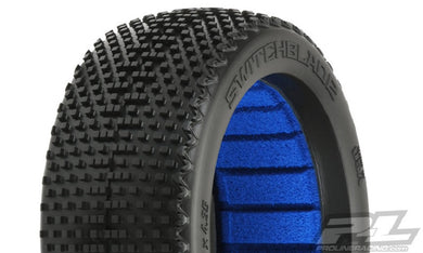 Pro-Line 9057-03 SwitchBlade 1/8 Buggy Tires w/Closed Cell Inserts (2) (M4)