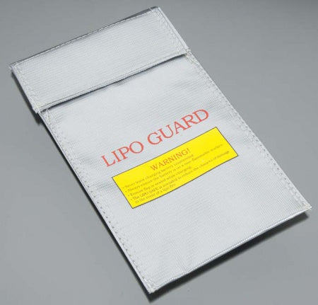 C23840 LiPo Guard Safety Battery Bag for Charging Storage