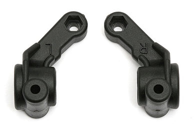 Team Associated ASC9880 SC10 Steering Blocks, Hex