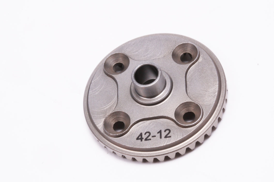 Mugen E2254 Conical Gear 42T (HTD): X8