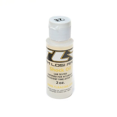 Losi TLR74009 Silicone Shock Oil, 37.5wt, 2oz