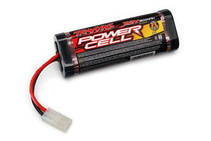 Traxxas 2919 - Battery, Series 1 Power Cell 1800mAh (NiMH, 6-C flat, 7.2V, Sub-C)