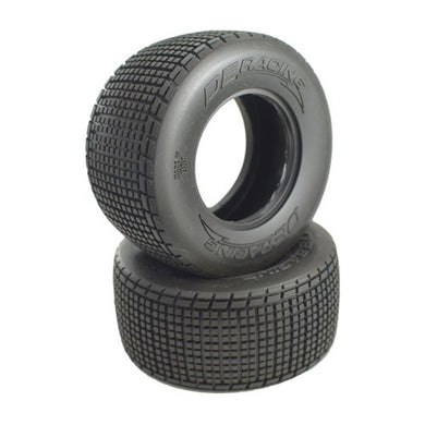 DE Racing DER-RLR1-D3 Regulator Tires