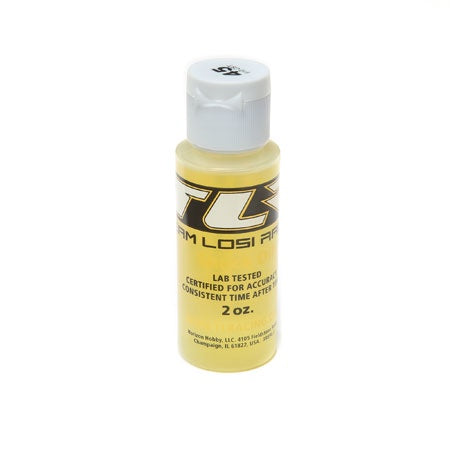 Losi TLR74012 Silicone Shock Oil, 45 weight, 2oz