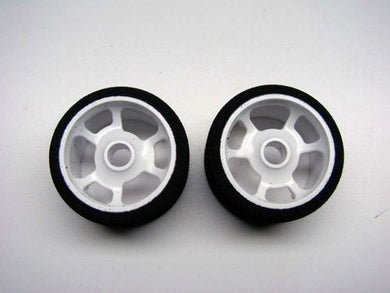 1/12 Rear Pro-Cut Tires Pink (2)