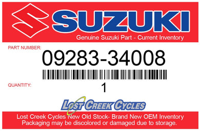 Suzuki 09283-34008 Oil Seal (34X52X9)