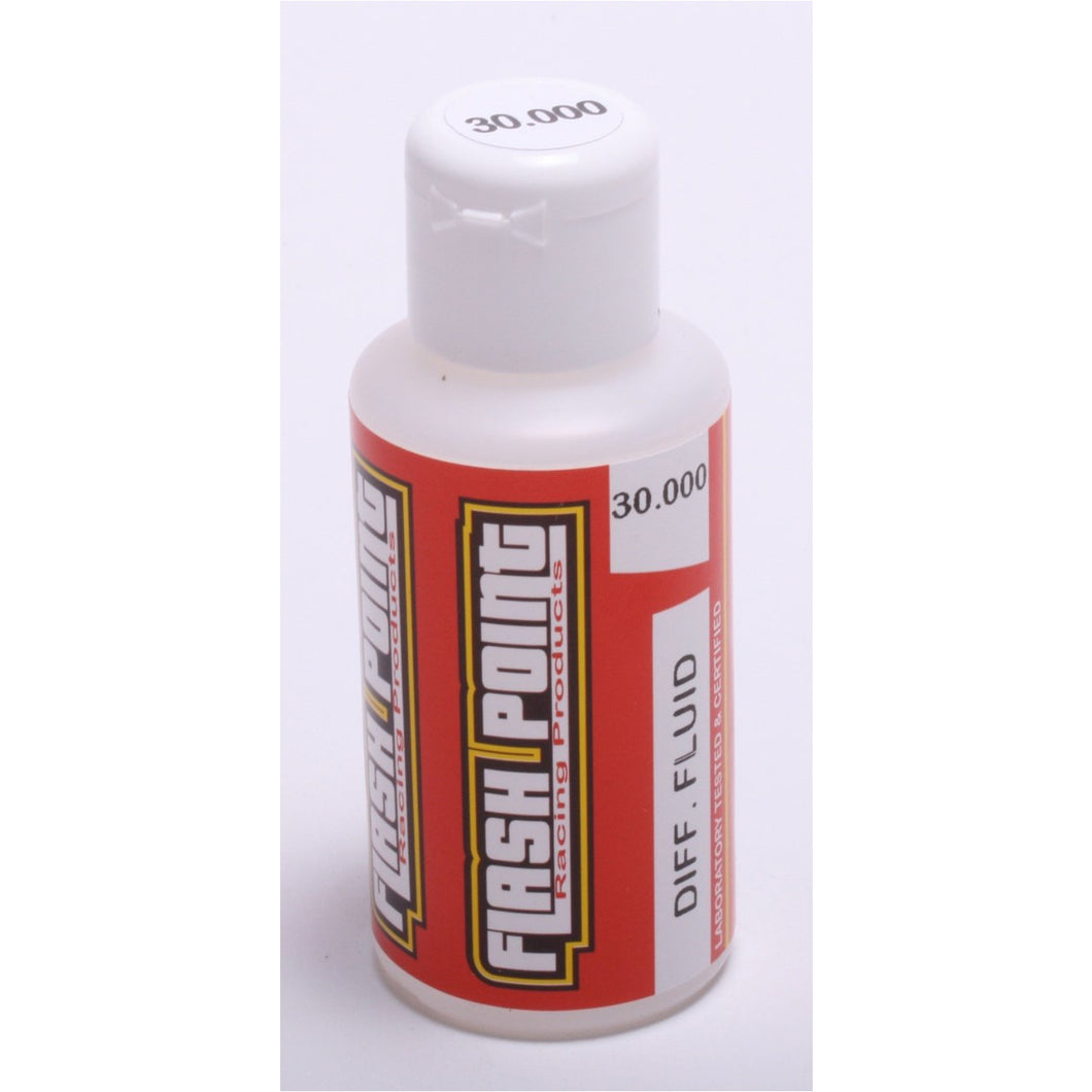 Flash Point Silicone Differential Oil (75ml) (30,000cst)