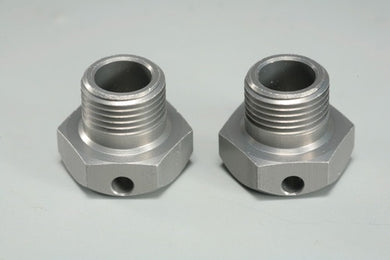 Mugen E0241 2mm Wide Offset Wheel Hubs