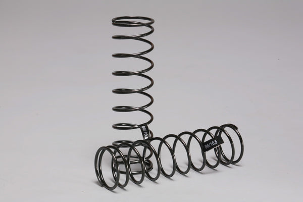 Mugen E0554 Rear Damper Spring (Soft, 86mm, 10.5T) (2)