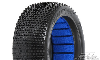 Pro-Line 9041-02 Hole Shot 2.0 M3 1/8 Buggy Tires w/Closed Cell Inserts (2)