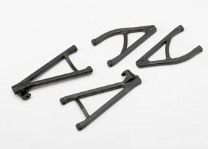 Traxxas 7132 Suspension arm set, rear (includes upper right & left and lower right & left arms) 0.055