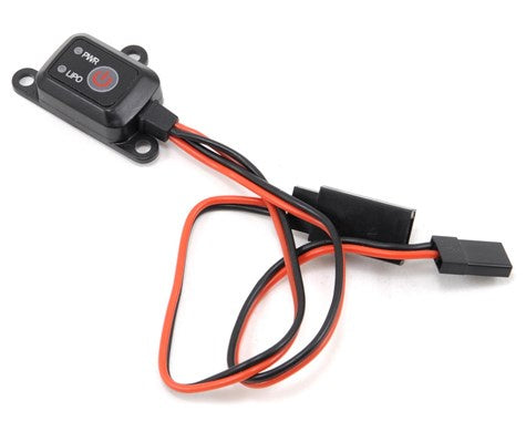 ProTek RC PTK-4060 Electronic Switch w/Voltage Cutoff