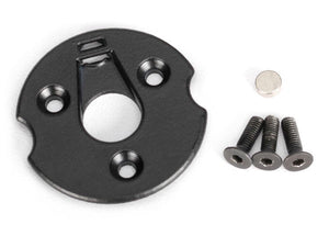 Traxxas 6538 Telemetry Trigger Magnet Holder & Spur Gear Magnet