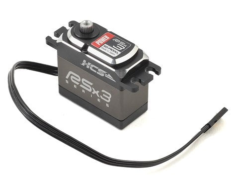 KO Propo RSx3 Power H.C. High Torque Digital Servo (Hard Case)