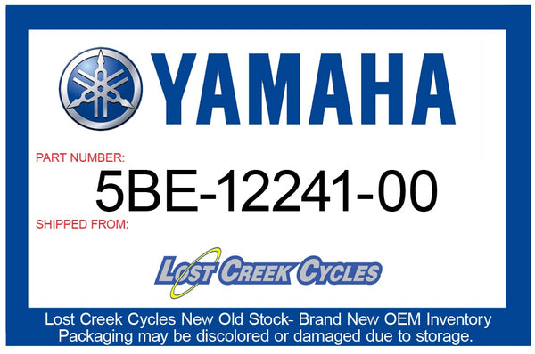 Yamaha Guide, Stopper 5BE-12241-00-00